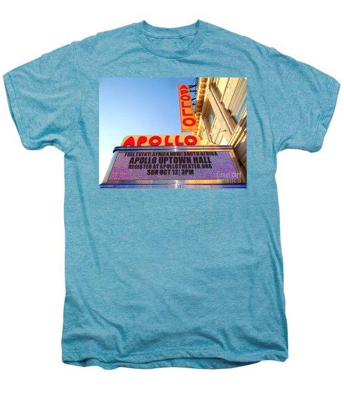 At The Apollo Men's Premium T-Shirt by Ed Weidman