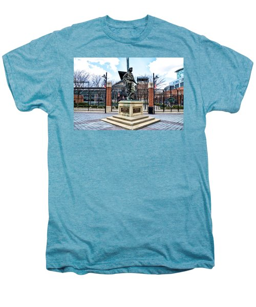 Babes Dream - Camden Yards Men's Premium T-Shirt by Bill Cannon