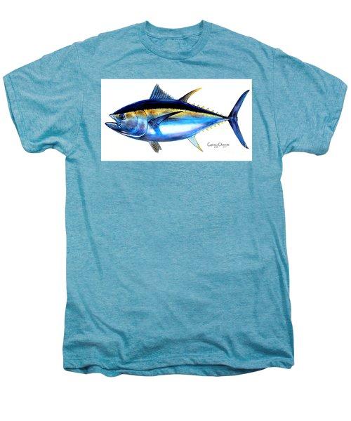 Big Eye Tuna Men's Premium T-Shirt by Carey Chen
