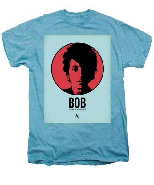 Bob Poster 2 Men's Premium T-Shirt by Naxart Studio