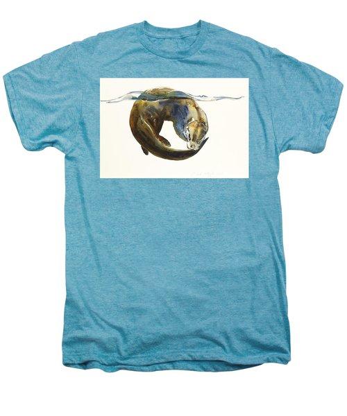 Circle Of Life Men's Premium T-Shirt by Mark Adlington