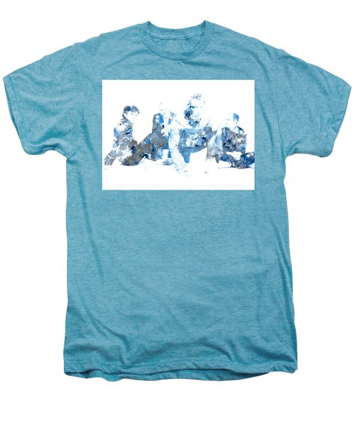 Coldplay Men's Premium T-Shirt by Brian Reaves