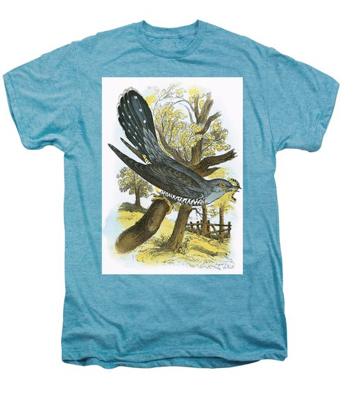 Cuckoo Men's Premium T-Shirt by English School