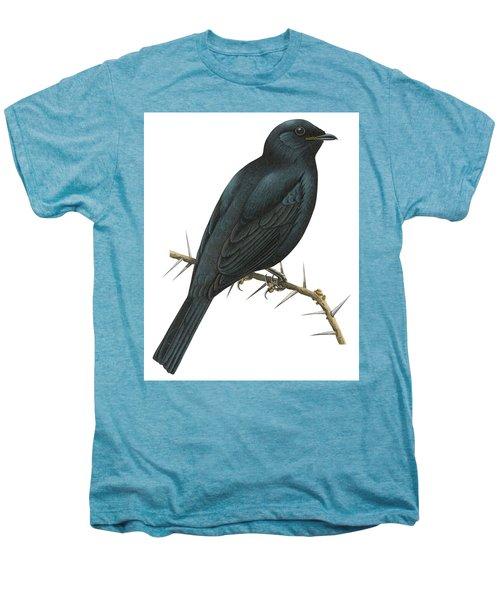 Cuckoo Shrike Men's Premium T-Shirt by Anonymous
