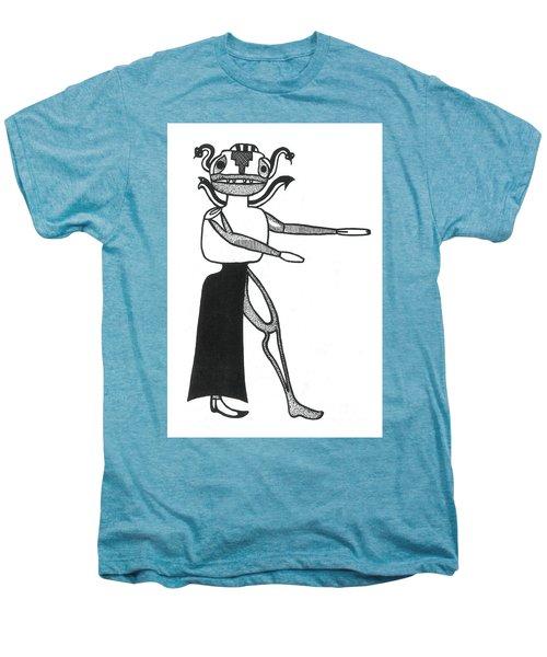 Gorgon, Legendary Creature Men's Premium T-Shirt by Photo Researchers