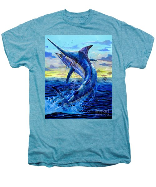 Grander Off007 Men's Premium T-Shirt by Carey Chen