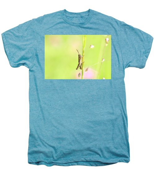 Grasshopper  Men's Premium T-Shirt by Toppart Sweden