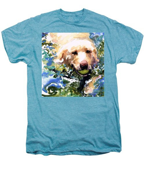 Head Above Water Men's Premium T-Shirt by Molly Poole