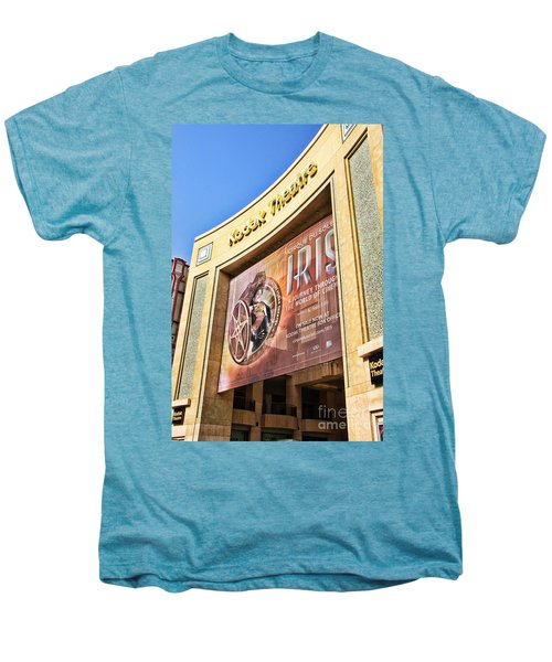 Kodak Theatre Men's Premium T-Shirt by Mariola Bitner