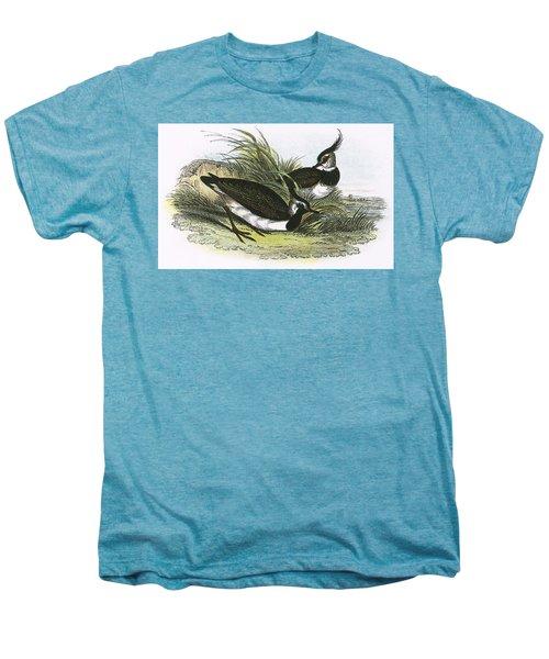 Lapwing Men's Premium T-Shirt by English School