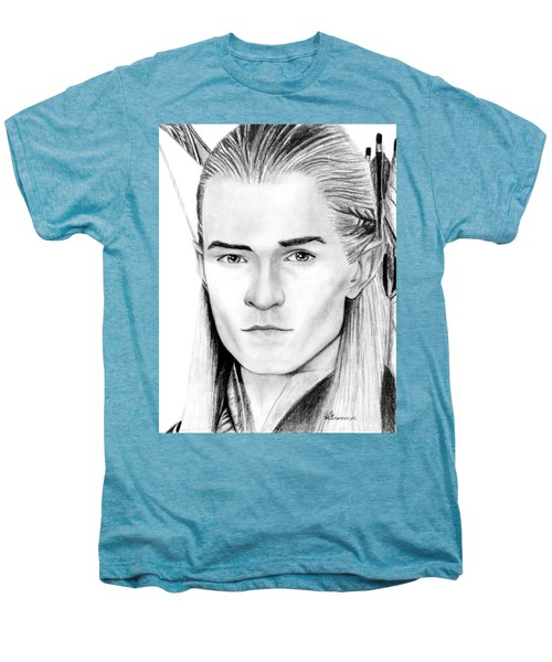 Legolas Greenleaf Men's Premium T-Shirt by Kayleigh Semeniuk