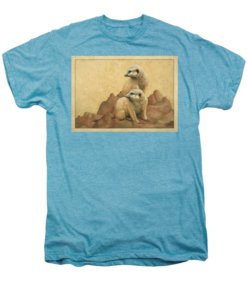 Lookouts Men's Premium T-Shirt by James W Johnson