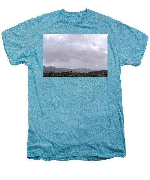 Minotaur Iv Lite Launch Men's Premium T-Shirt by Science Source