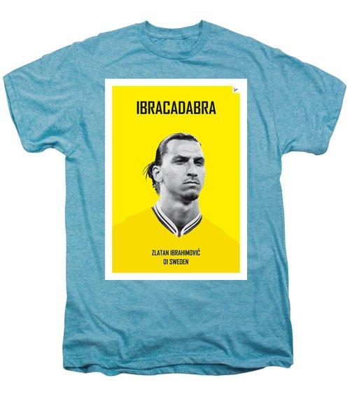 My Zlatan Soccer Legend Poster Men's Premium T-Shirt by Chungkong Art