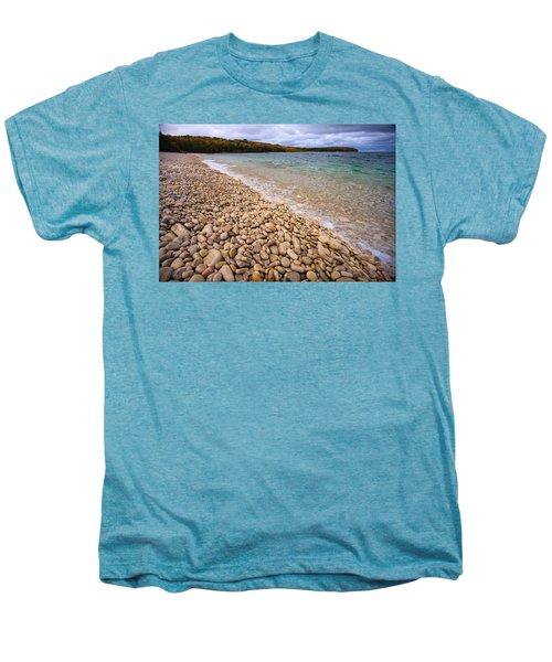 Northern Shores Men's Premium T-Shirt by Adam Romanowicz