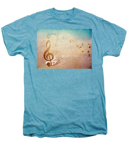 Please Dont Stop The Music Men's Premium T-Shirt by Angelina Vick