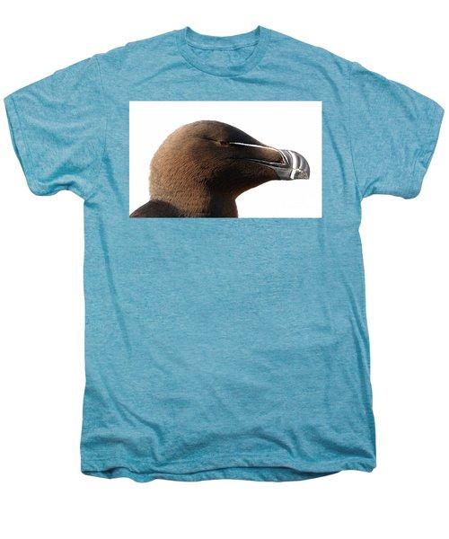 Razorbill Auk Men's Premium T-Shirt by Jeannette Hunt