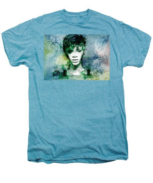 Rihanna 4 Men's Premium T-Shirt by Bekim Art