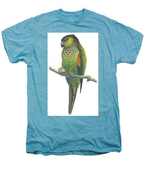 Rock Parakeet Men's Premium T-Shirt by Anonymous