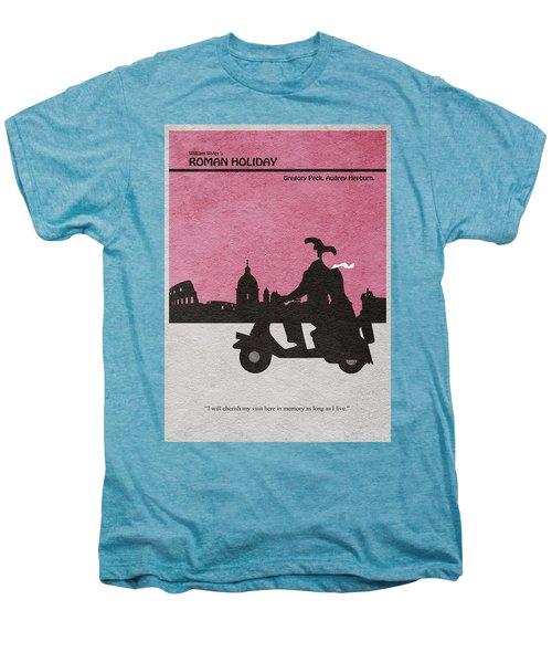Roman Holiday Men's Premium T-Shirt by Ayse Deniz