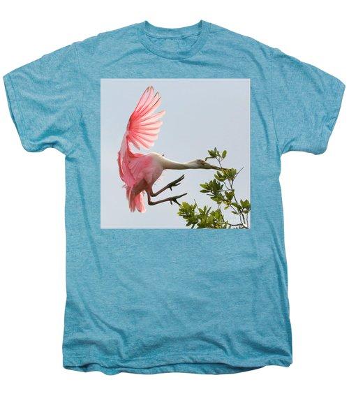 Rough Landing Men's Premium T-Shirt by Carol Groenen