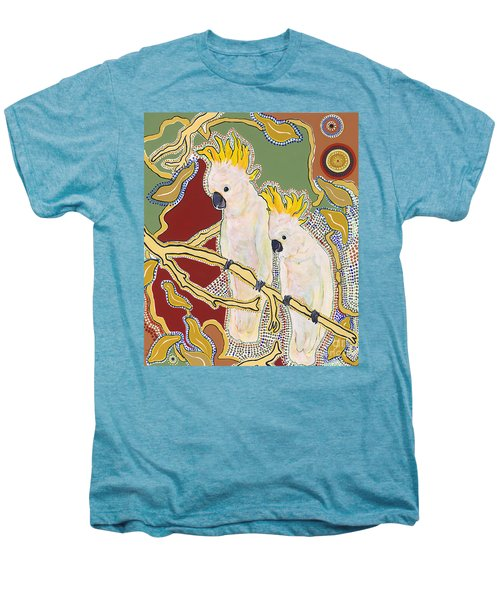 Sanctuary Men's Premium T-Shirt by Pat Saunders-White