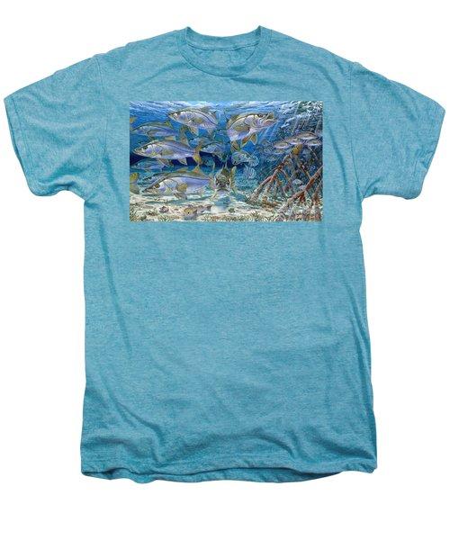 Snook Cruise In006 Men's Premium T-Shirt by Carey Chen