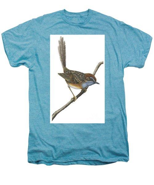 Southern Emu Wren Men's Premium T-Shirt by Anonymous
