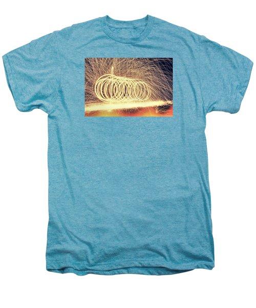 Sparks Men's Premium T-Shirt by Dan Sproul