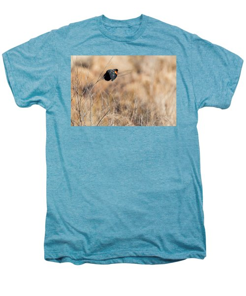 Springtime Song Men's Premium T-Shirt by Bill Wakeley
