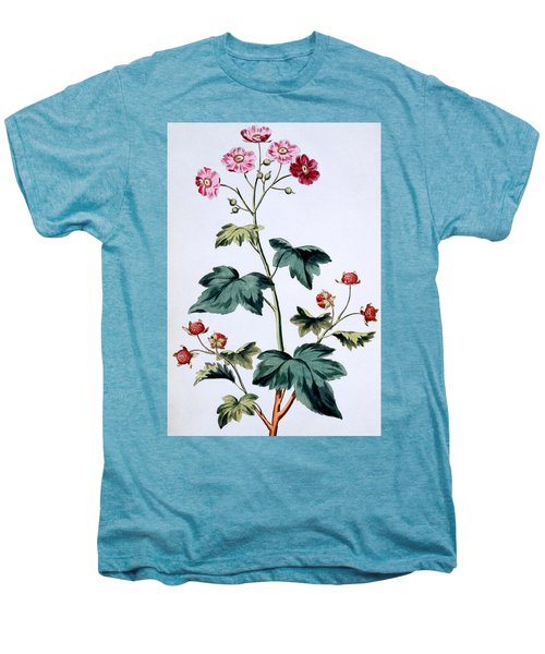 Sweet Canada Raspberry Men's Premium T-Shirt by John Edwards