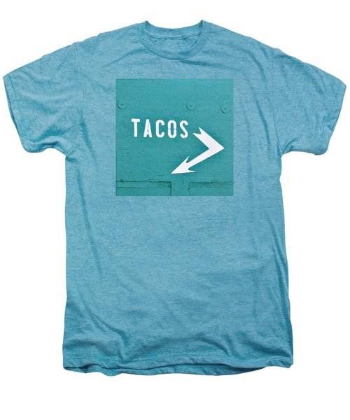Tacos Men's Premium T-Shirt by Art Block Collections