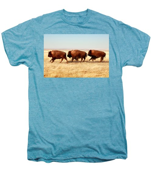 Tatanka Men's Premium T-Shirt by Todd Klassy