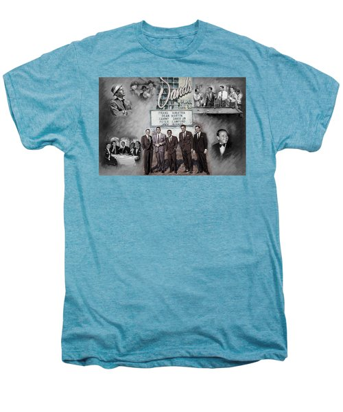 The Rat Pack Men's Premium T-Shirt by Viola El