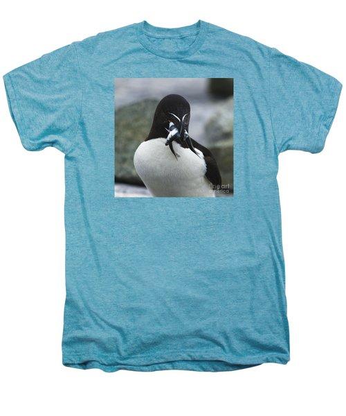 Feeding Time... Men's Premium T-Shirt by Nina Stavlund