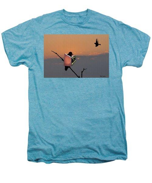 To Kill A Mockingbird Men's Premium T-Shirt by Bill Cannon