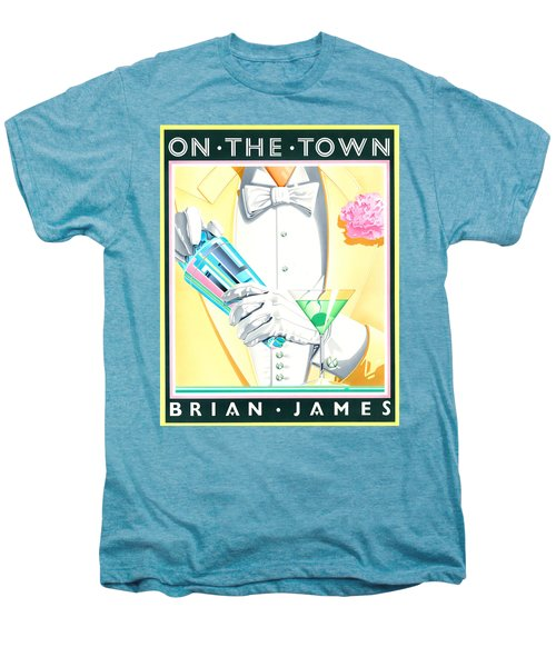 Untitled Men's Premium T-Shirt by Brian James