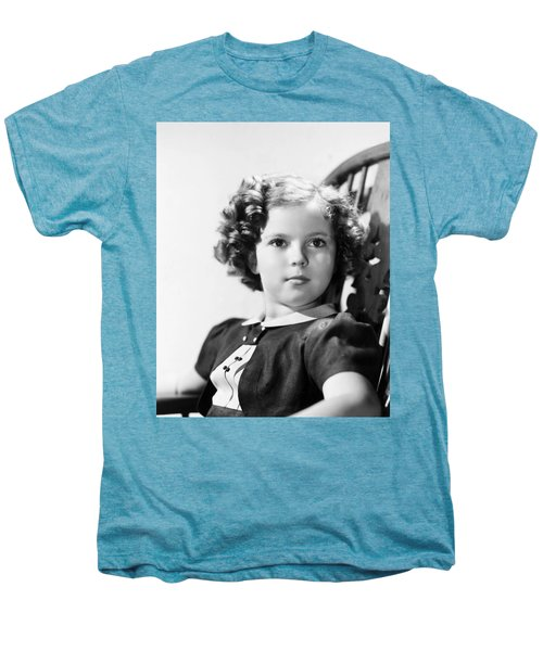 Shirley Temple (1928-  ) Men's Premium T-Shirt by Granger
