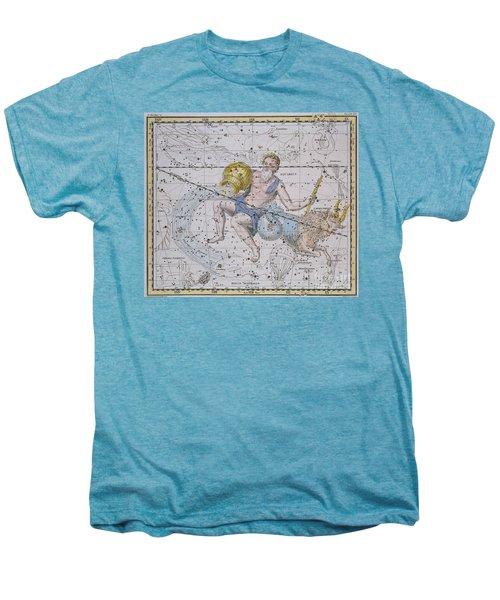 Aquarius And Capricorn Men's Premium T-Shirt by A Jamieson