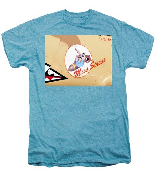 Miss Stress Men's Premium T-Shirt by David Lee Thompson