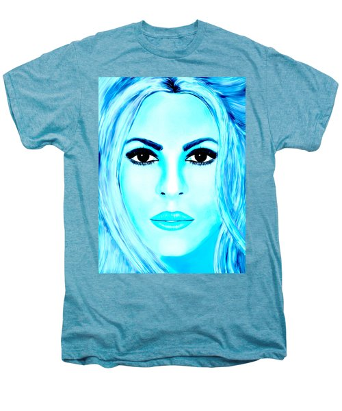 Shakira Avator Men's Premium T-Shirt by Mathieu Lalonde