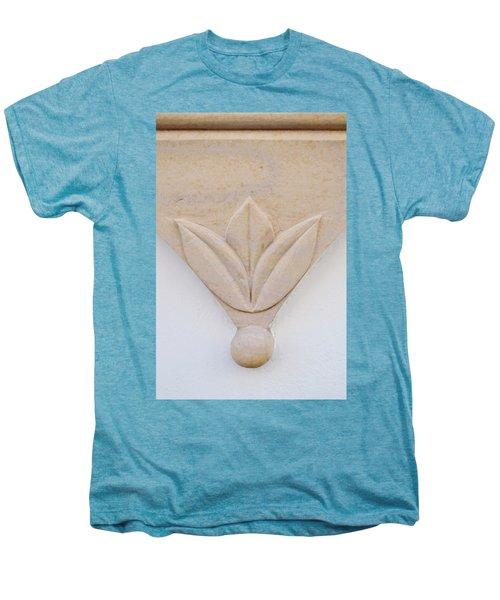 Architectural Detail No. 3 Men's Premium T-Shirt by Sandy Taylor