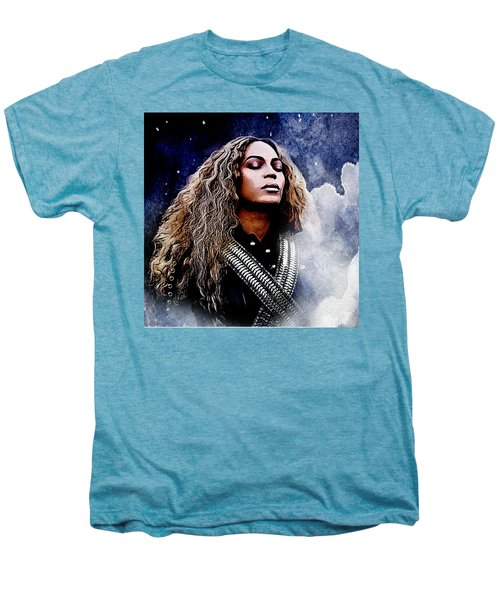 Beyonce  Men's Premium T-Shirt by The DigArtisT