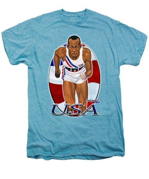 Jesse Men's Premium T-Shirt by Steve R Allen