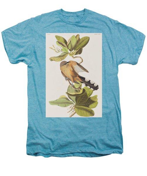 Mangrove Cuckoo Men's Premium T-Shirt by John James Audubon