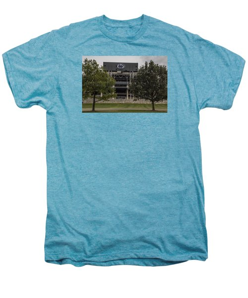 Penn State Beaver Stadium  Men's Premium T-Shirt by John McGraw