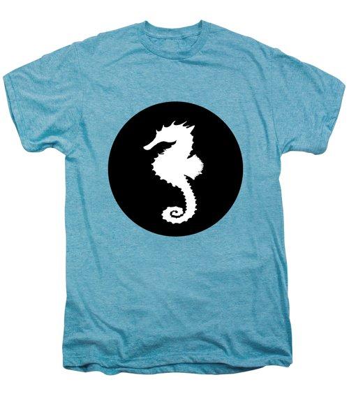 Seahorse Men's Premium T-Shirt by Mordax Furittus