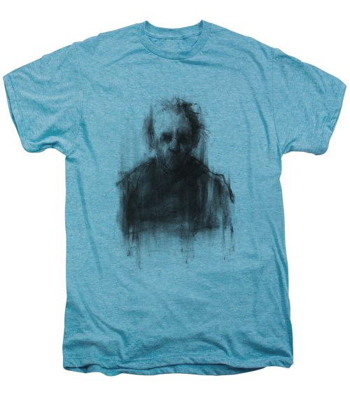 Simple Man Men's Premium T-Shirt by Bruno M Carlos