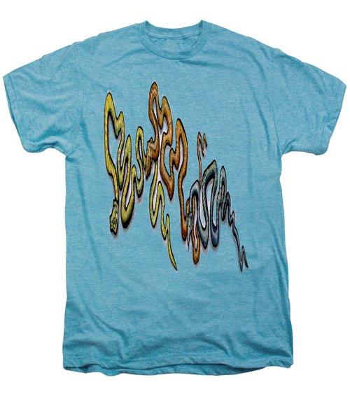 Snakes Men's Premium T-Shirt by Kevin Middleton