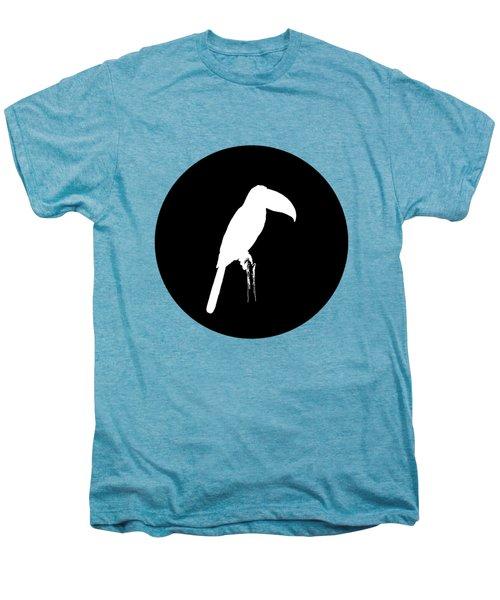Toucan Men's Premium T-Shirt by Mordax Furittus